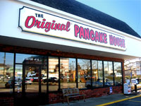 The Original Pancake House, Woodmere, Ohio